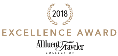 Excellence Award 2018 - Affluent Traveler