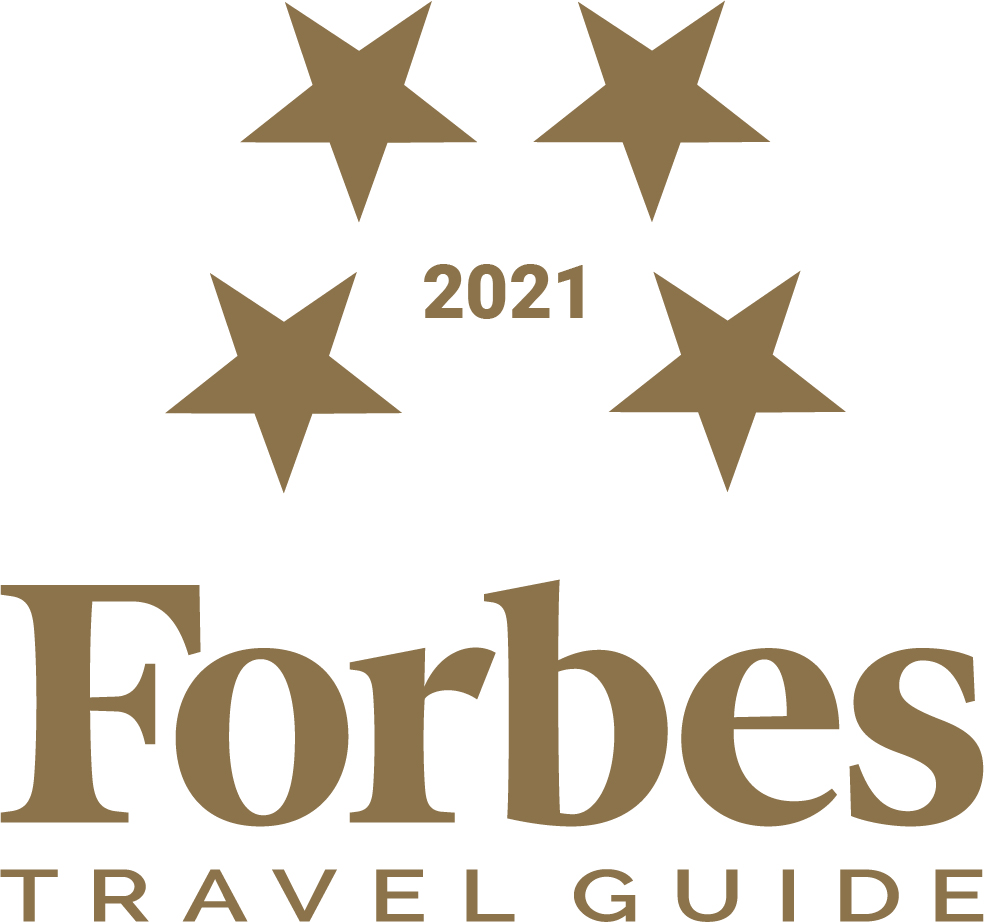 2021 forbes travel guide